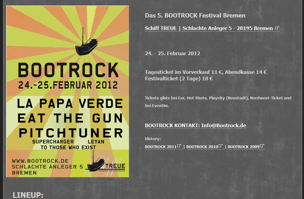 bootrock